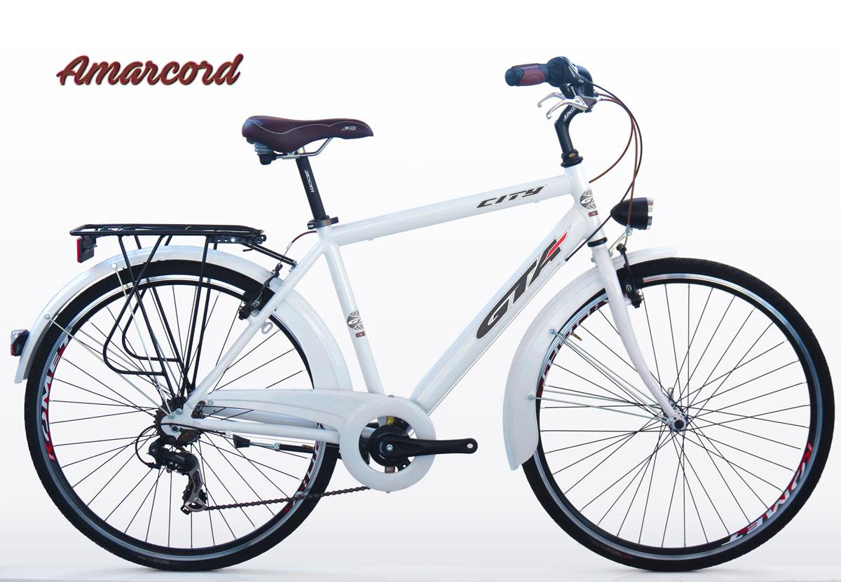 city bike e cicli trekking gta my bicycle gta my bicycle. Black Bedroom Furniture Sets. Home Design Ideas